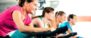 エアロバイクで使う筋肉とは?下半身が太くなる心配はある?