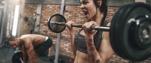 筋トレしているのに体重が減らないのはなぜ?原因と解決方法を解説!