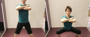 スクワットで腰痛予防・改善ができる理由とは?効果絶大!