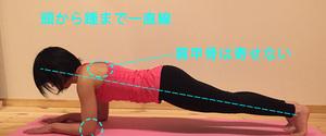プランクはダイエットから姿勢改善まで効果絶大!プランクのコツ・バリエーション!