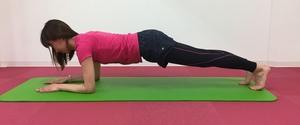 プランクの効果とやり方!腹筋運動との違い、どっちがおすすめ?