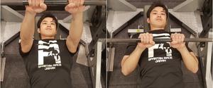ナローベンチプレスの効果とやり方!肘を痛めないためのコツ!