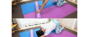 筋膜リリースで腰痛も治せる?ローラーを使ったやり方を解説!