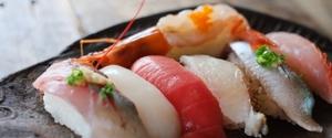 にぎり寿司一貫のカロリー・塩分・タンパク質は?ダイエット中におすすめのメニュー