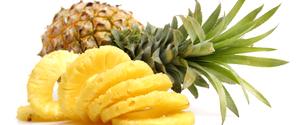 パイナップルのカロリーは?ダイエット向き?糖質・脂質・タンパク質比較