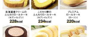 ロールケーキ一本のカロリーは?ダイエット中に食べると太る?