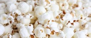 ポップコーンの糖質・カロリーは?糖質制限ダイエット向き?手作りの方法も紹介!