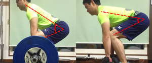 ダンベルデッドリフトのフォームと効果!重さの目安、スクワットとの効果の違い