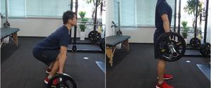 デッドリフトの効果とは?鍛えられる筋肉の部位や必要な期間を解説!