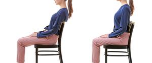 姿勢|椅子の正しい座り方!背もたれを使わない!姿勢をキープするコツを解説
