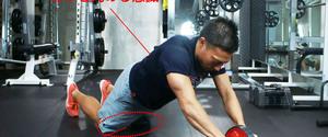 腹筋ローラーの回数 何回やれば腹筋は割れる?