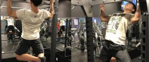 懸垂ができない人が鍛えるべき筋肉とトレーニングとは?