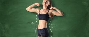 女性にもおすすめ!ダイエットに向いている筋トレの間隔と頻度とは