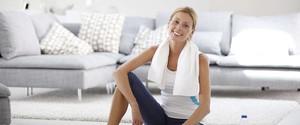 有酸素運動を自宅でするならコレ!簡単にできる方法を伝授!
