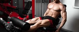 脚の筋トレならコレ!徹底的に鍛え上げるメニュー7選!