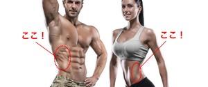 腹斜筋の筋トレメニュー5選!効果的にウエストを引き締めよう!