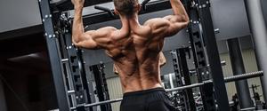 懸垂は最強の自重筋トレ!絶大な効果を体幹しよう!