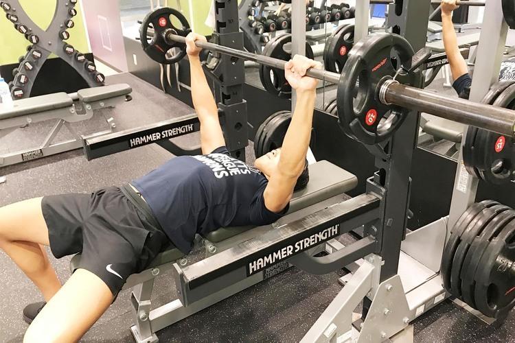 減量中に最適な大筋群のトレーニング