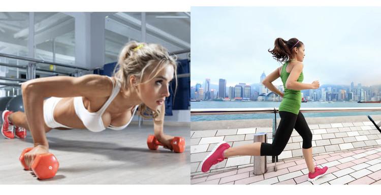 有酸素運動と筋トレのダイエット効果の違い