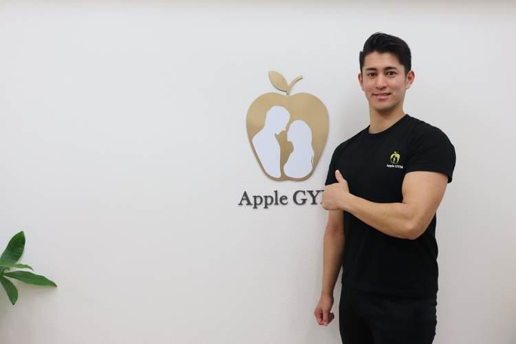 Apple GYM 二子玉川のパーソナルトレーニングジム